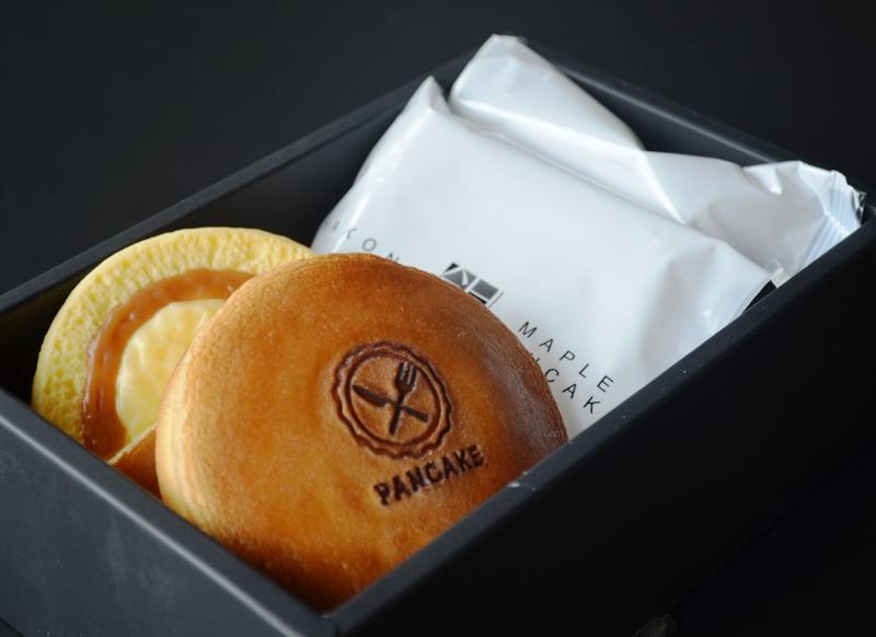 箱根 銀のメイプルパンケーキ(4個入)