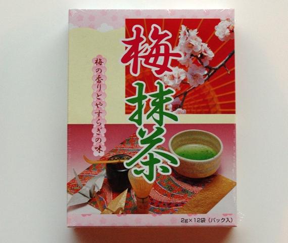 梅抹茶 24g(2gx12袋)