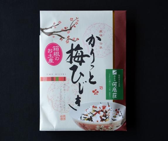 カリッと梅ひじき 100g