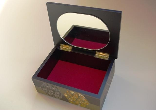 小物入れ(5寸)亀甲模様 1箱